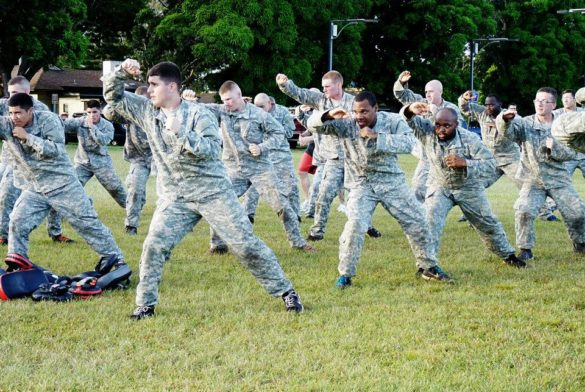 Training the 25th Infantry Division at Schofield