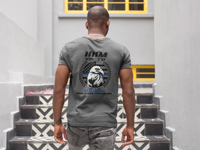 hawaii-krav-maga_mens-shirt_grey_akmf