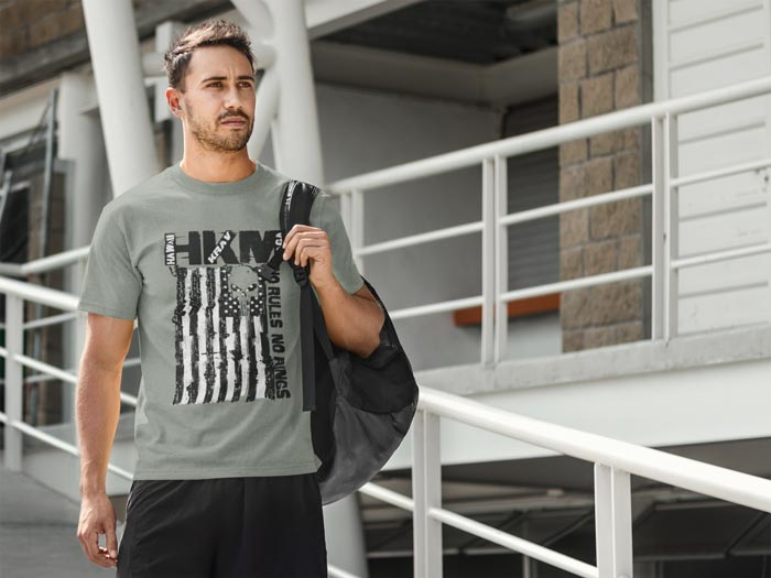 hawaii-krav-maga_mens-shirt_grey_flag